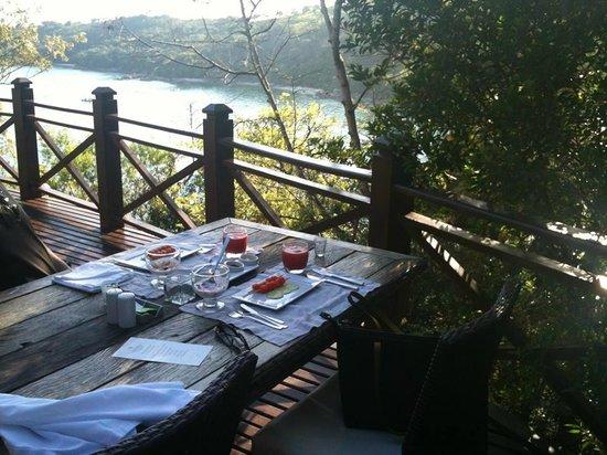 Ponta dos Ganchos Exclusive Resort: Café da manhã