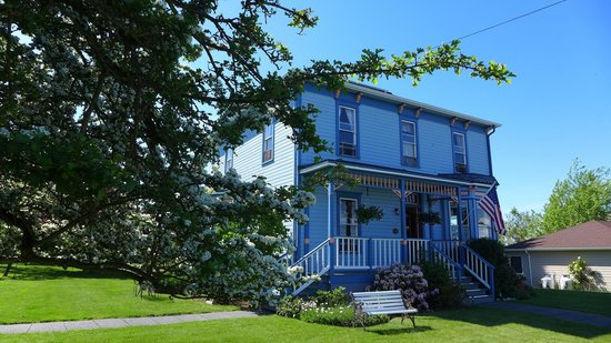 Blue Goose Inn Bed and Breakfast: Coupe House