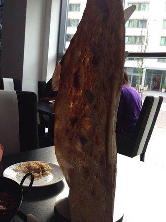 Akbars: The family naan bread