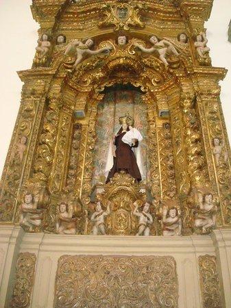 Barao De Cocais, MG : Capela projetada com a participação ativa de Aleijadinho