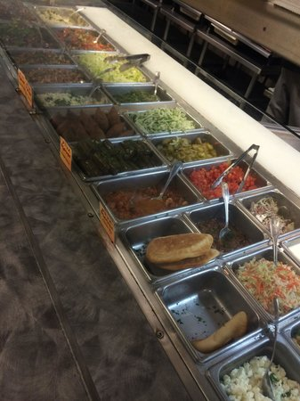Pita House: Deli feel to the place. But it's much more.