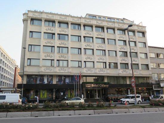 Grand Hotel Gulsoy: l'hotel