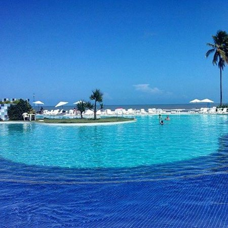 Makai Resort Aracaju - All Inclusive: Hotel Prodigy Beach - Sergipe