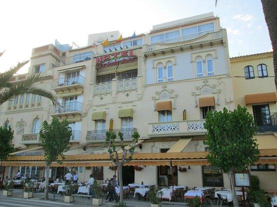 Hotel La Santa Maria: La Santa Maria Hotel in Sitges