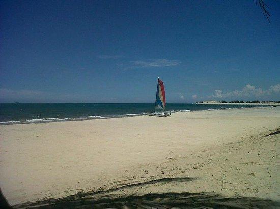 Princess D'An Nam Resort & Spa: Hobie Wave on the beach