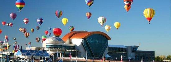 Sleep Inn Airport: Albuquerque Attractions