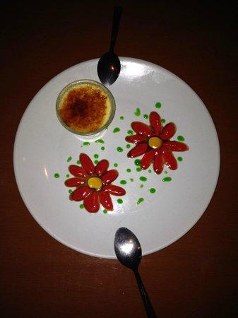 La Cocay : Coconut creme brulee