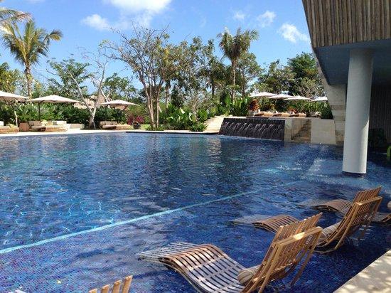 RIMBA Jimbaran Bali by AYANA: One of the swimming pools