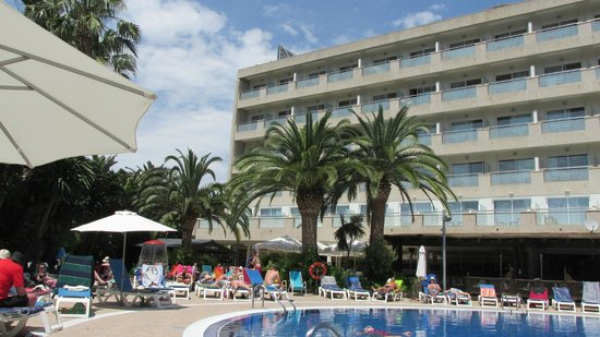 H10 Vintage Salou : View from Pool