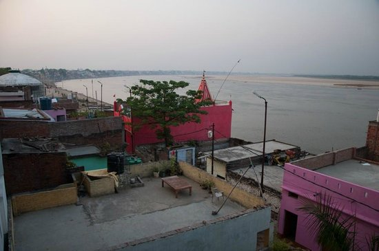 Rahul Guest House: View from the rooftop