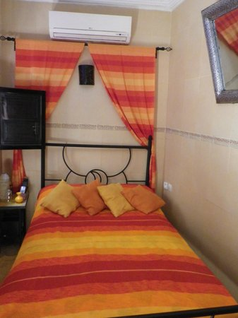 Riad Dar Yammi : La chambre jaune