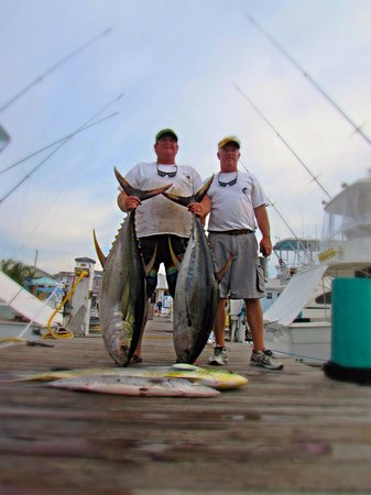 """Reel Candy Sportfishing: Who said they""""Ain't Biting""""!"""