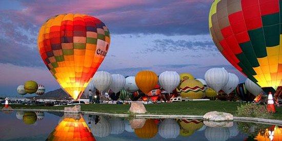 Sleep Inn Airport: balloon-fiesta