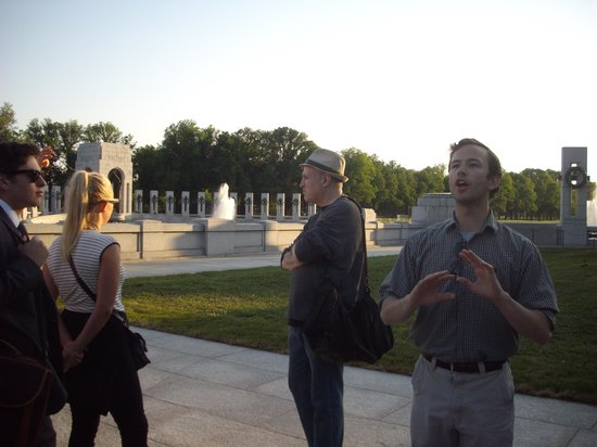 DC by Foot: On the walking tour