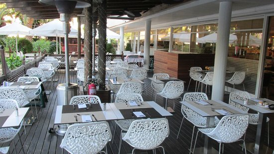 H10 Vintage Salou : Outdoor Dining