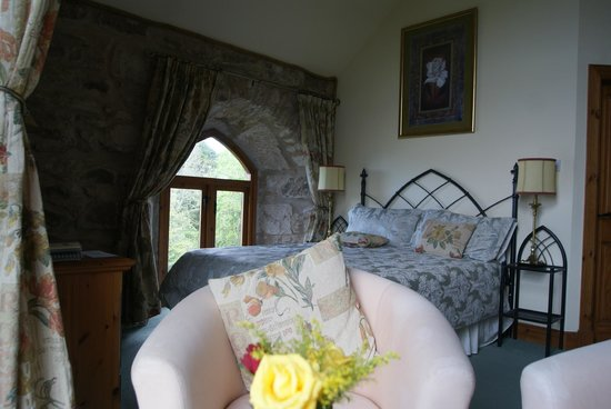 The Old Kirk: Unser Zimmer