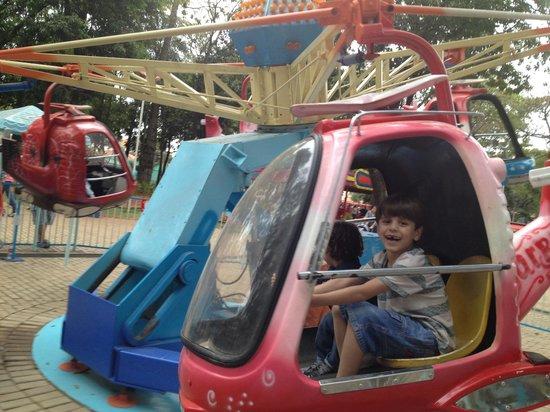 Mutirama Park : Brinquedo infantil