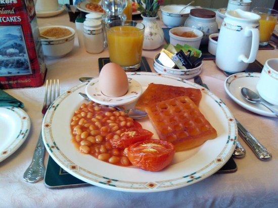 Strathgorm Bed and Breakfast : Yum Yum