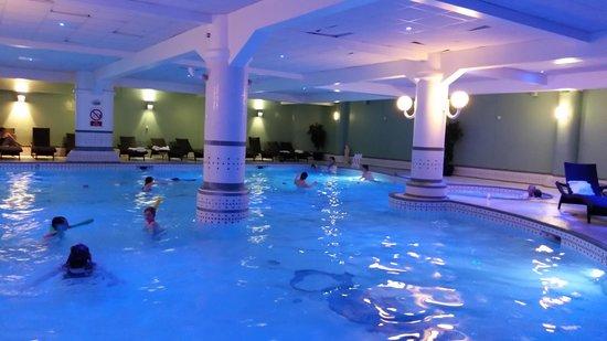 Dunston Hall: Pool
