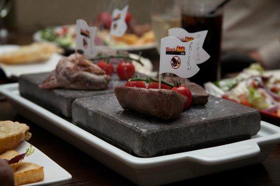 Seattle SteakHouse Restaurant: Selaction Of Exotic Steaks