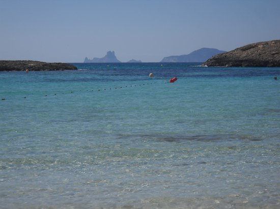 Strand Playa de ses Illetes: Playa de Ses Illetes