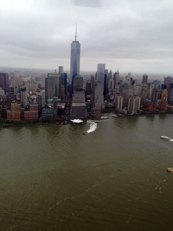 Helicopter Flight Services - Helicopter Tours: NY