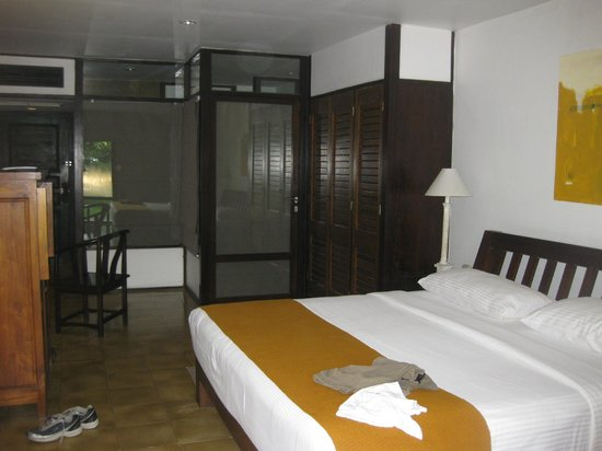 Jetwing Beach: View of the room
