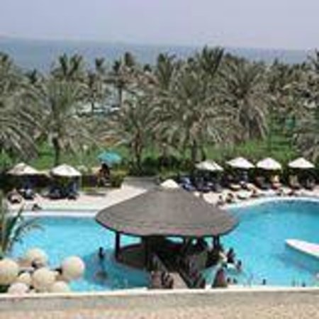 JA Jebel Ali Beach Hotel: Vue de la chambre