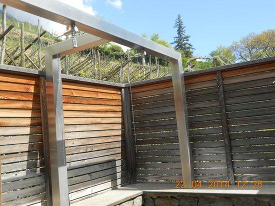 docce esterne - Picture of Erlebnisbad Naturns, Naturno - TripAdvisor