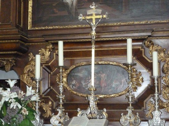 Kirche St. Ulrich und St. Afra: St Ulrich / St Afra