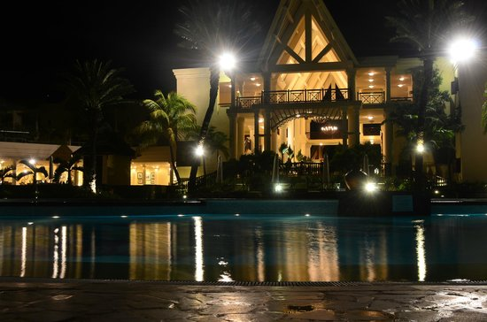 The Residence Mauritius: Vom Pool zur Empfangshalle