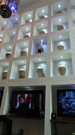 CasaBlanca Hotel: lobby