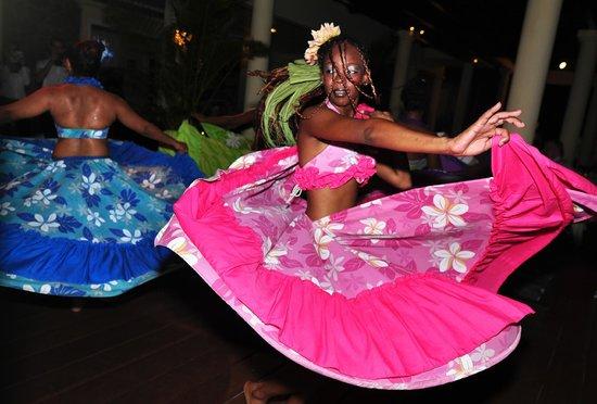 The Residence Mauritius: Sega Tanz