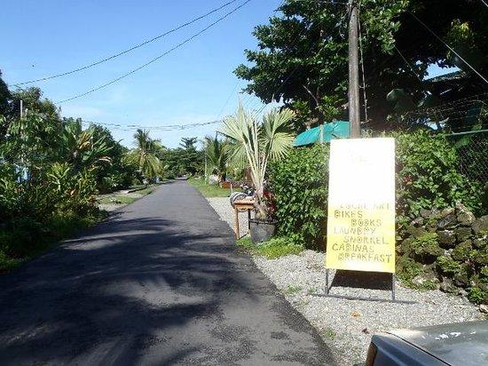 Cafe Rico: pretty little street