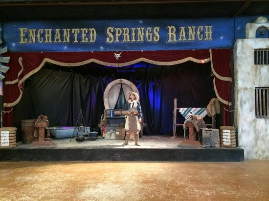 Enchanted Springs Ranch: Pistol Packin Paula is wonderful