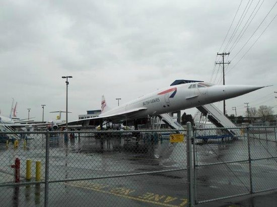 The Museum of Flight : Concord