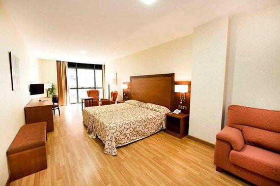 Hotel Cala Bahia: Habitaciones