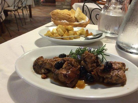 I Gustasapori : Roasted potatoes are wonderful!