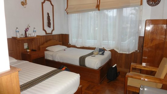 Dream Villa Hotel: chambre