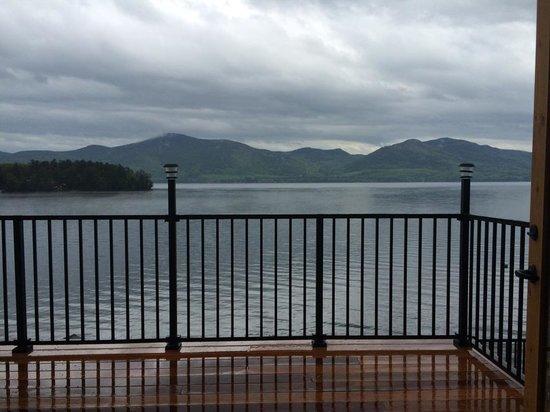 Tavern on the Lake: Tavern Deck