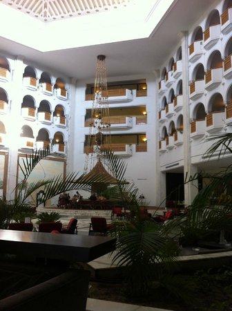 Hotel Oceana Hammamet : Бар