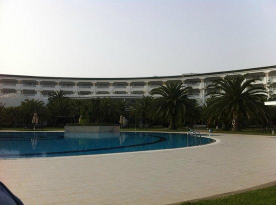 Hotel Oceana Hammamet : Территория
