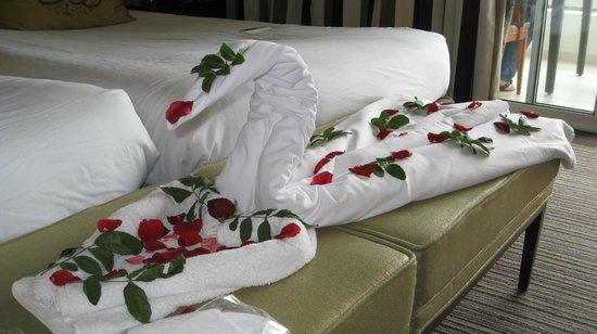Hotel Oceana Hammamet : В номере