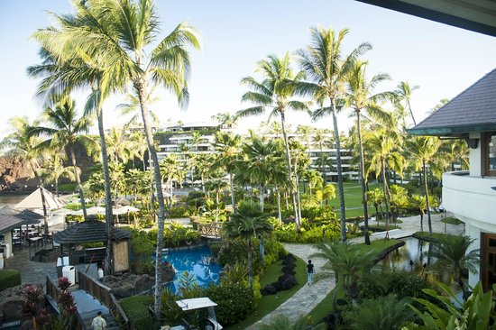 Sheraton Maui Resort & Spa : Hotel and grounds