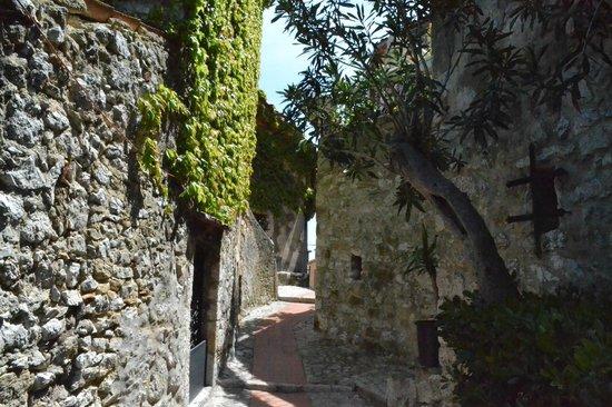 Vieux Eze : Une ruelle