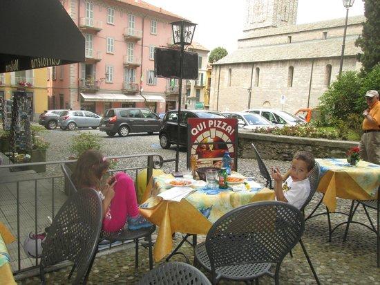 Torre del Borgo: View from the mini-terrace