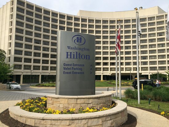 Washington Hilton: Accueil