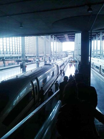 Estación de Atocha: Estacion