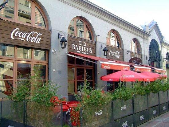 Babieca Restaurante y Parrillada: Babieca