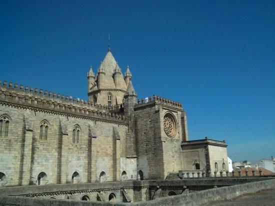 Sé Catedral de Évora: catredal